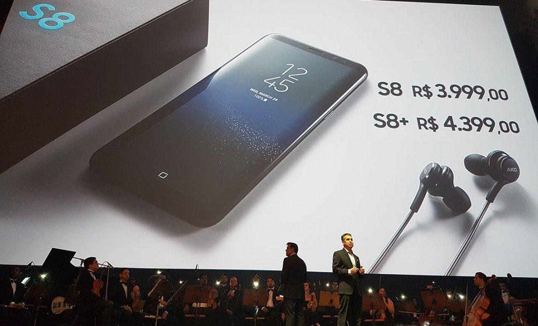 Os novos smartphones chegam às lojas de todo o Brasil a partir de 12 de maio, em três cores: ametista, preto e prata