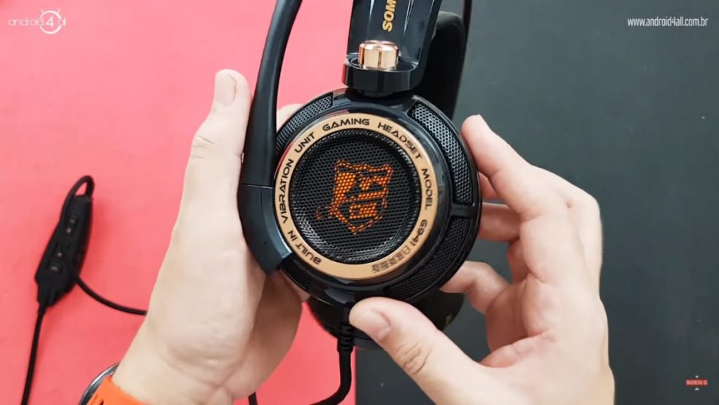 Headphone SOMIC G941
