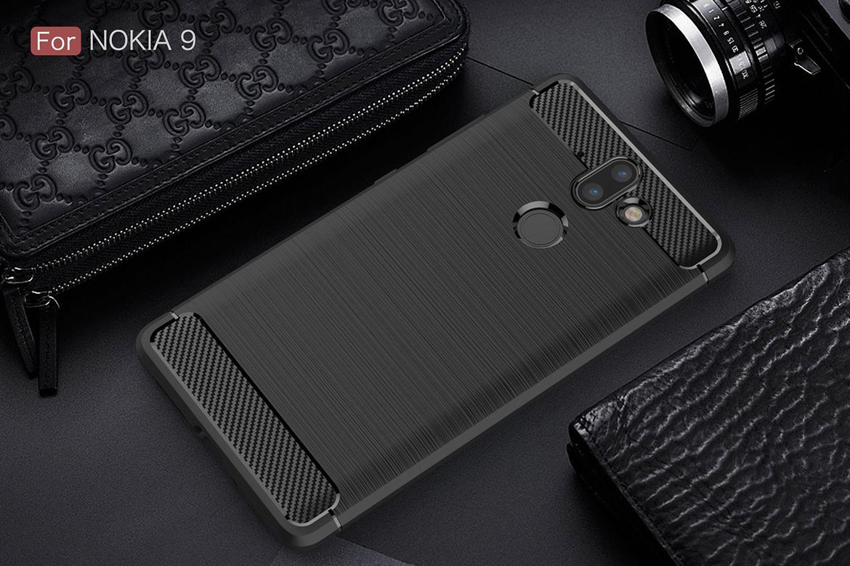 Design Nokia 8 e Nokia 9