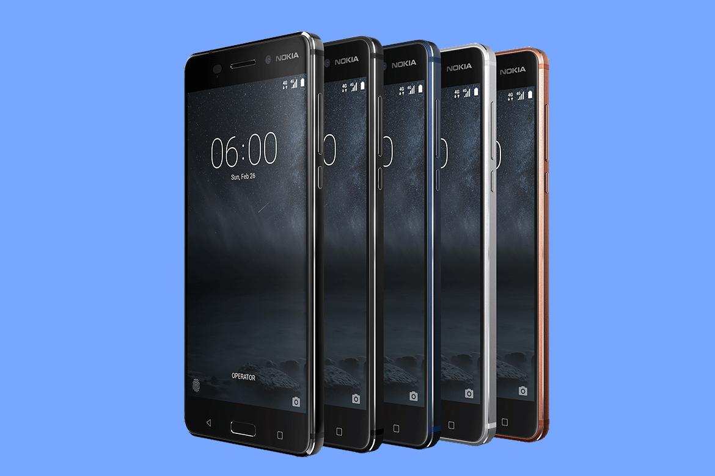 novo Nokia 6