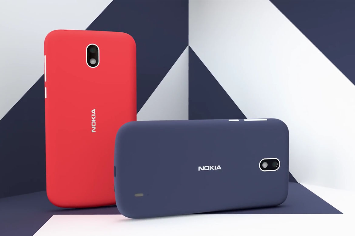 Smartphone Nokia 1 - Android4All