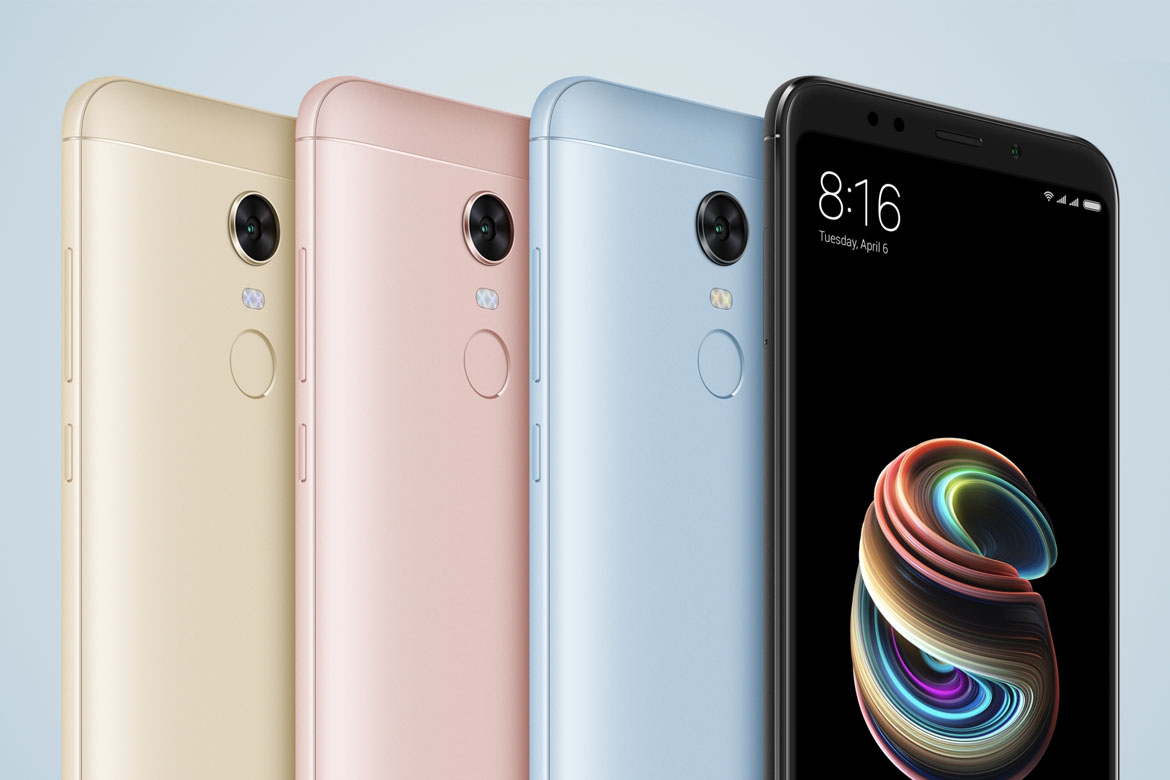 Redmi Note 5 - Android4All