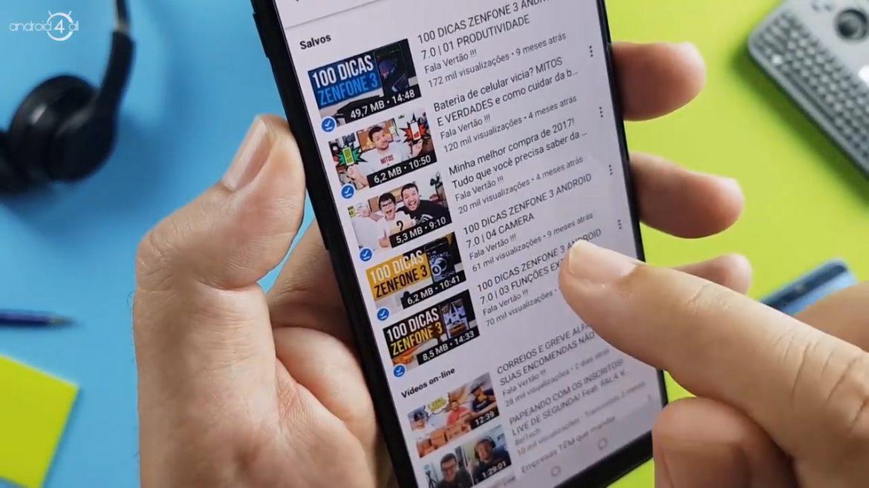Assista youtube offline em qualquer lugar sem internet android4all youtube go assista o youtube offline ccuart Choice Image