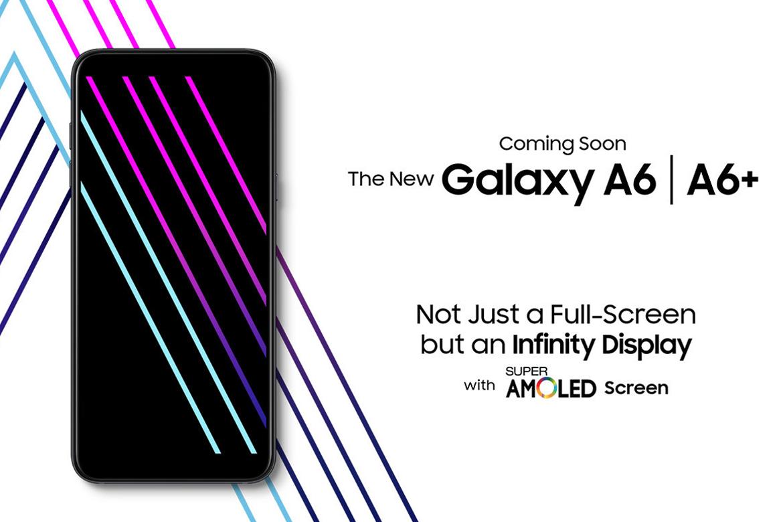 Samsung apresenta oficialmente os novos Galaxy A6 e A6+