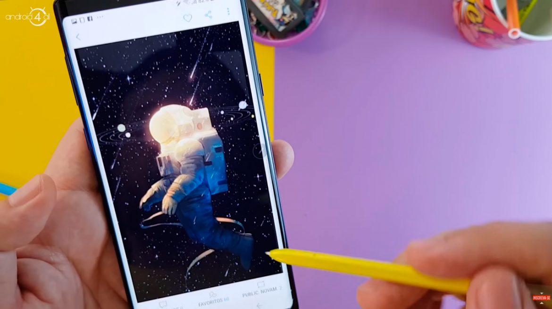Dicas Samsung Galaxy Note 9
